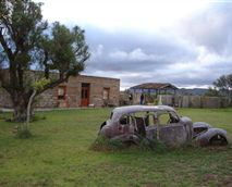 The Vlei Cottage is an old renovated cottage located 4 km from the main homestead