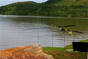 Bivane Dam Fishing