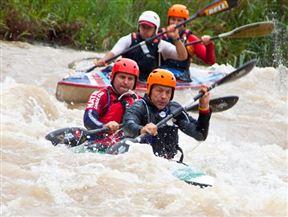 Bivane River Rafting