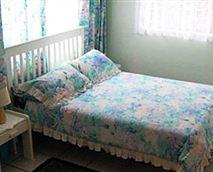 Bedroom in Unit 3