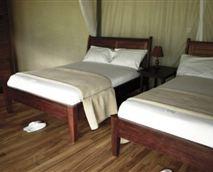 Interior of a suite