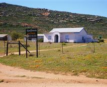 View of Koelfontein Guest House