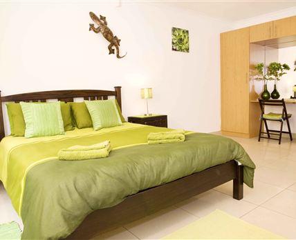 Sea Green Room