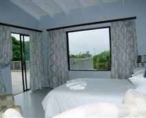 Unit One main bedroom