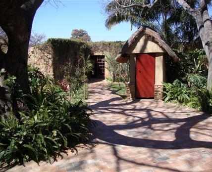 Private entrances