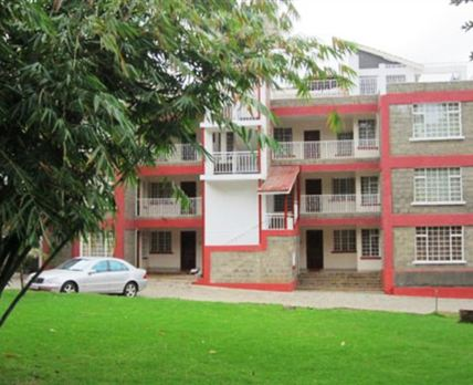 View of Diani Springs Apartments