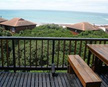 View from 11 Houtbosch Bay Chalet