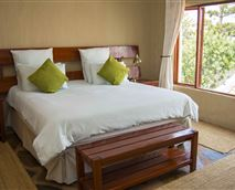 Deluxe suite with a garden view © ntonie7911