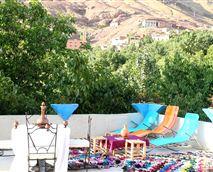Patio © Dar Tighoula imlil Morocco
