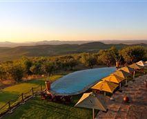 Pool view © Opuwo CL