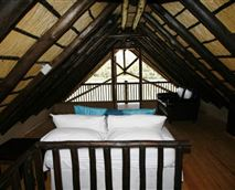 Thatched-roof Chalet
