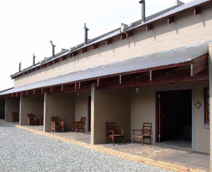 Unit entrances