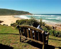 View of Noetsie beach © DPMLC