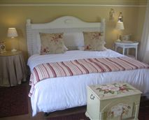 The Orange Blossom room
