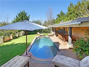 Constantia Heights Accommodation