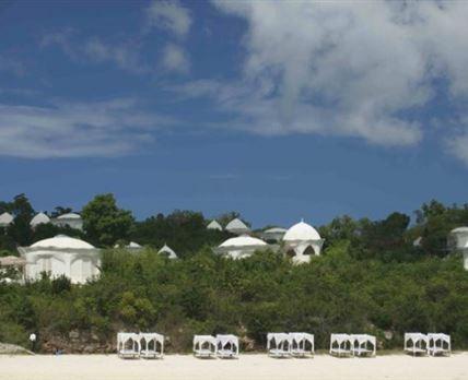 Kilindi Zanzibar view from a distance