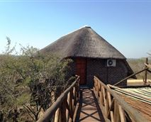 View of Luxury Kruger Escape Chalet