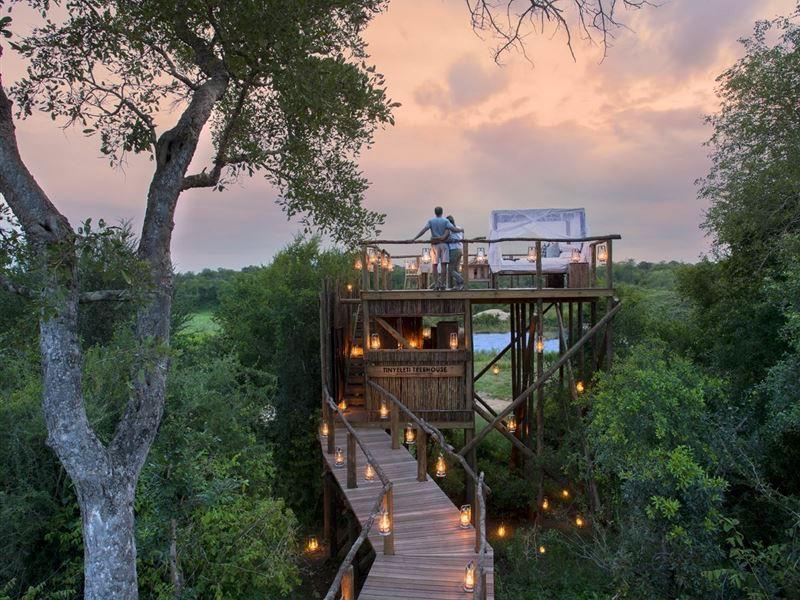 Lion Sands Kruger National Park