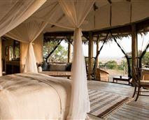 Bedroom © Nomad Tanzania