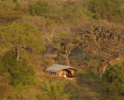 Tent © Nomad Tanzania
