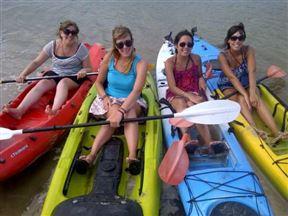 Mdumbi River Kayaking