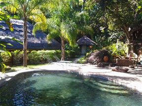 Tshabalala National Park Accommodation