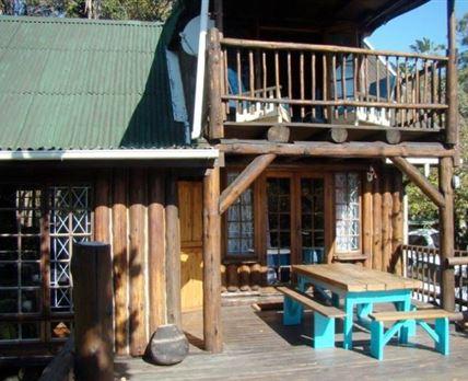Six-sleeper Cottage exterior