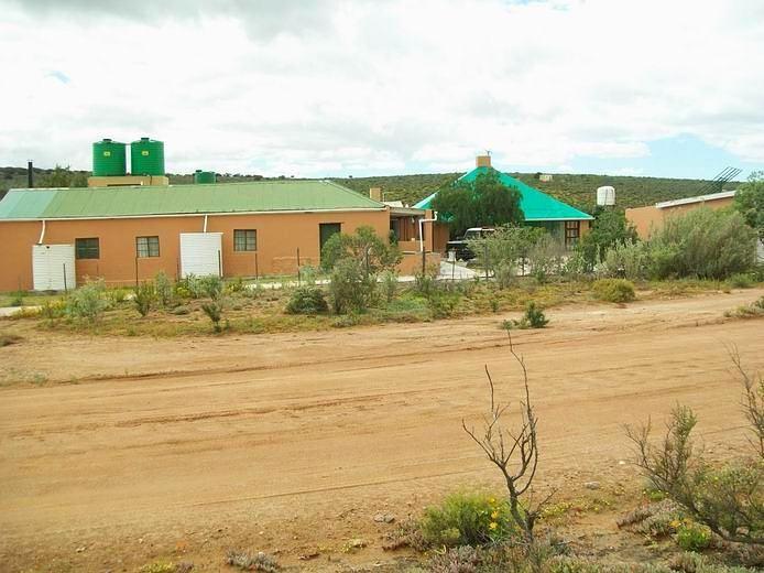 Nuwefontein Gastehuis, Kotzesrus