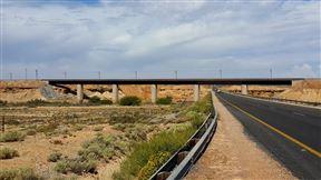 Double Bridge over the N7