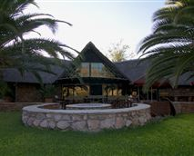 View of Etusis Lodge