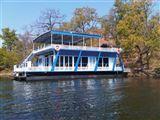 Lake Kariba Houseboat