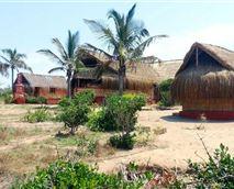 Exterior of Casa De Cocos