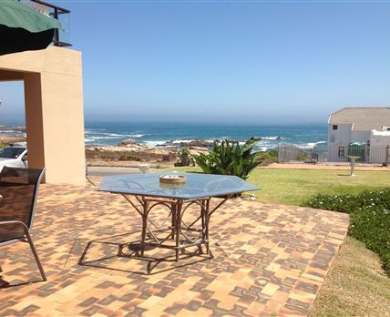 The view from braai area