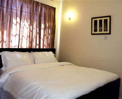 Deluxe Apartment second bedroom © Nairobi Airport Hotel