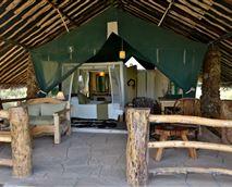 Double overview room © KIBO SAFARI CAMP
