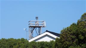Teh Port Nolloth Lighthouse