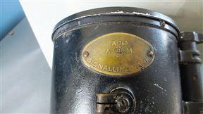 Old signalling lamp
