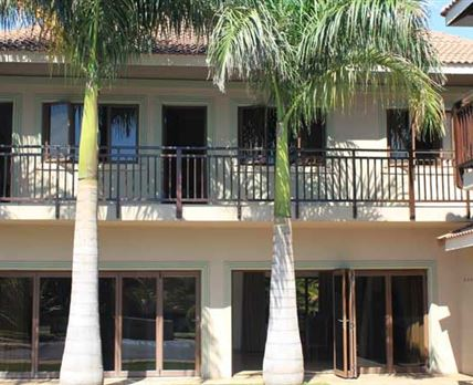 Three double rooms with balcony