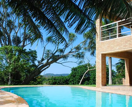 We have the best sea view in St Lucia