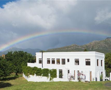 Rain or shine we love a good rainbow