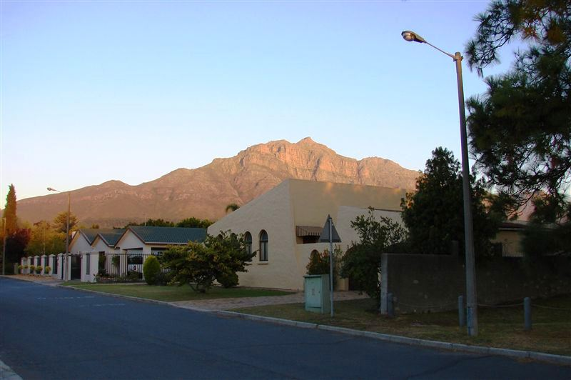 Die Boord Accommodation