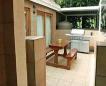 Patio with braai facilities