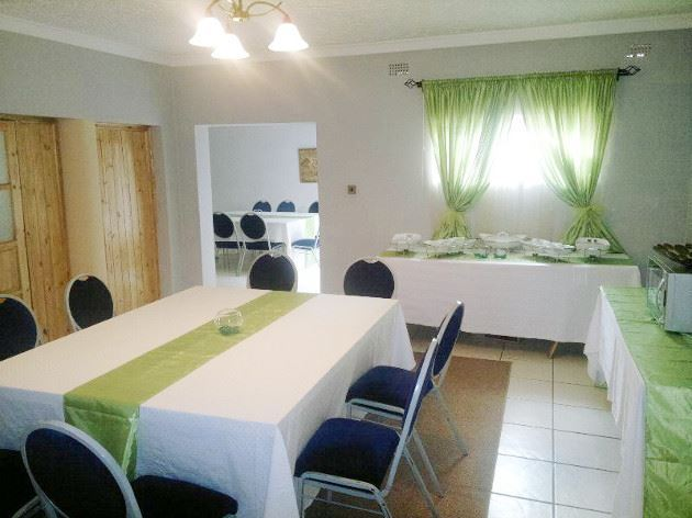Chivendera villa for Dining room suites zimbabwe