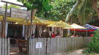 Restaurants in Mahe