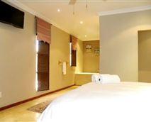 Bedroom & Bathroom of Room 2