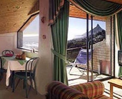 Protea Apartment interior