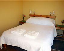 Bedroom in Unit 2
