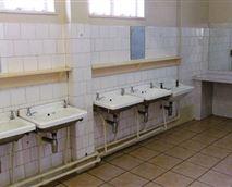 Communual bathroom