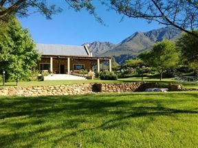 Matjesrivier Accommodation