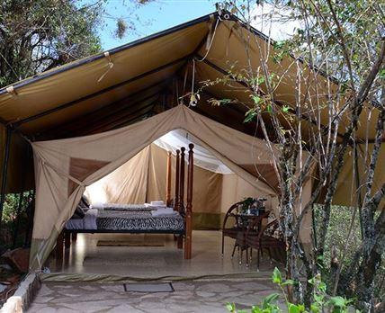 Tent rooms